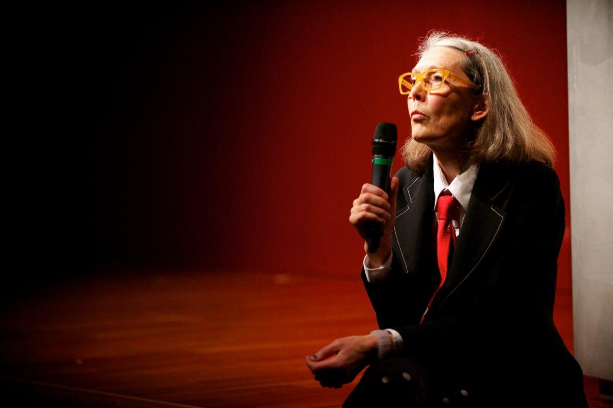 Anne Carson, Annual Lecture 2013