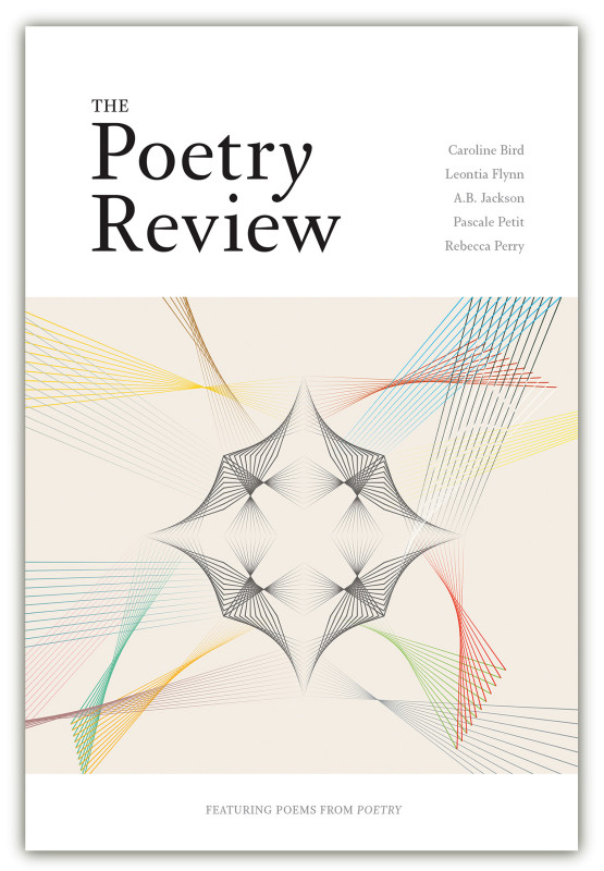 The Poetry Review spring 2016