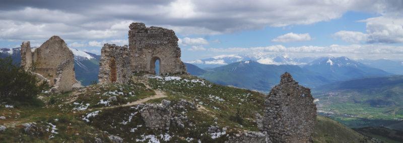 Devastated Castle