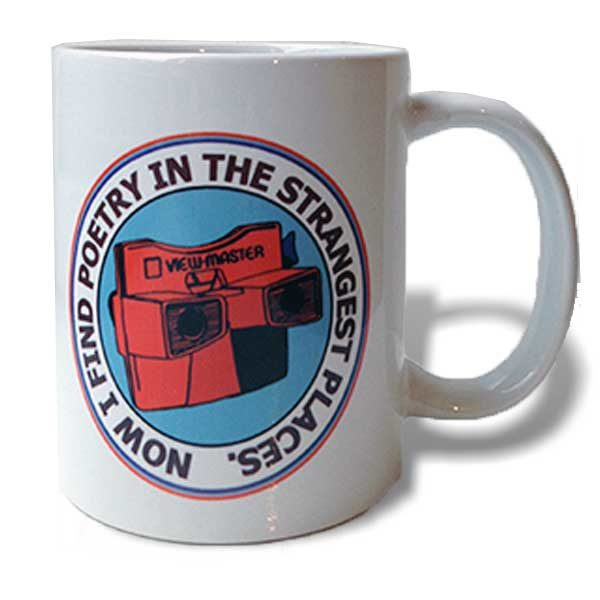 The Poetry Society mug