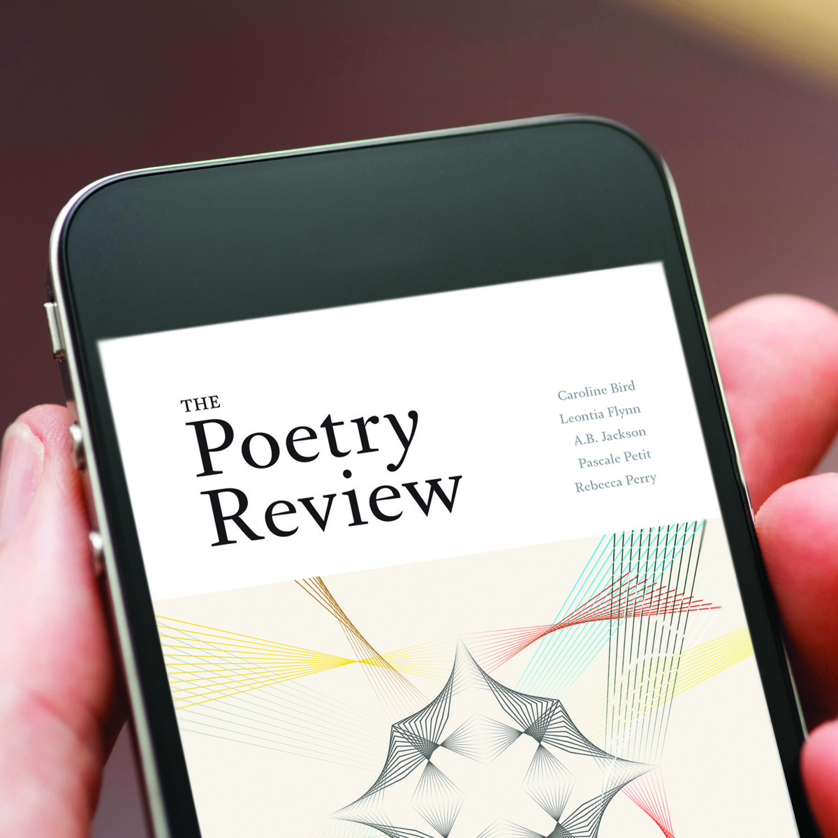 The Poetry Review digital issue