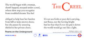 the creel