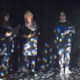 Holly Corfield Carr, Jane Draycott and Julia Bird