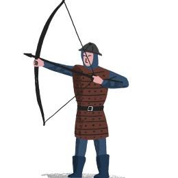 Agincourt Longbowman