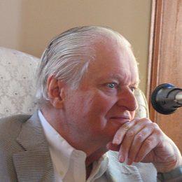 John Ashbery in 2004. Photo: Dimitry Kuzmin.