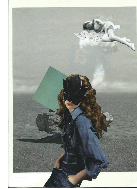 Collage by Nadine Aber
