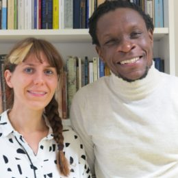Emily Berry and Ishion Hutchinson