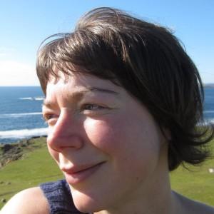 Photo of Jen Hadfield