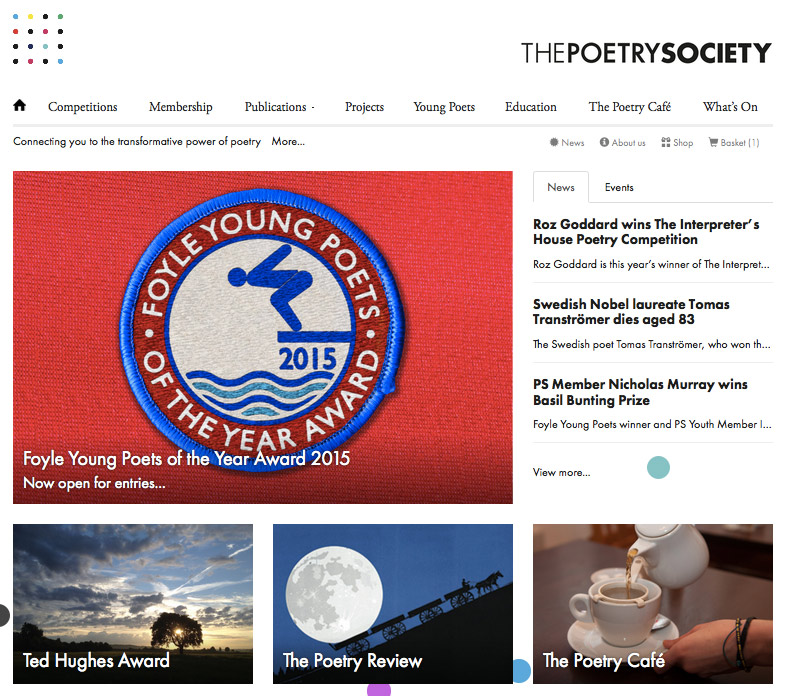 Frequently asked questions – The Poetry Society