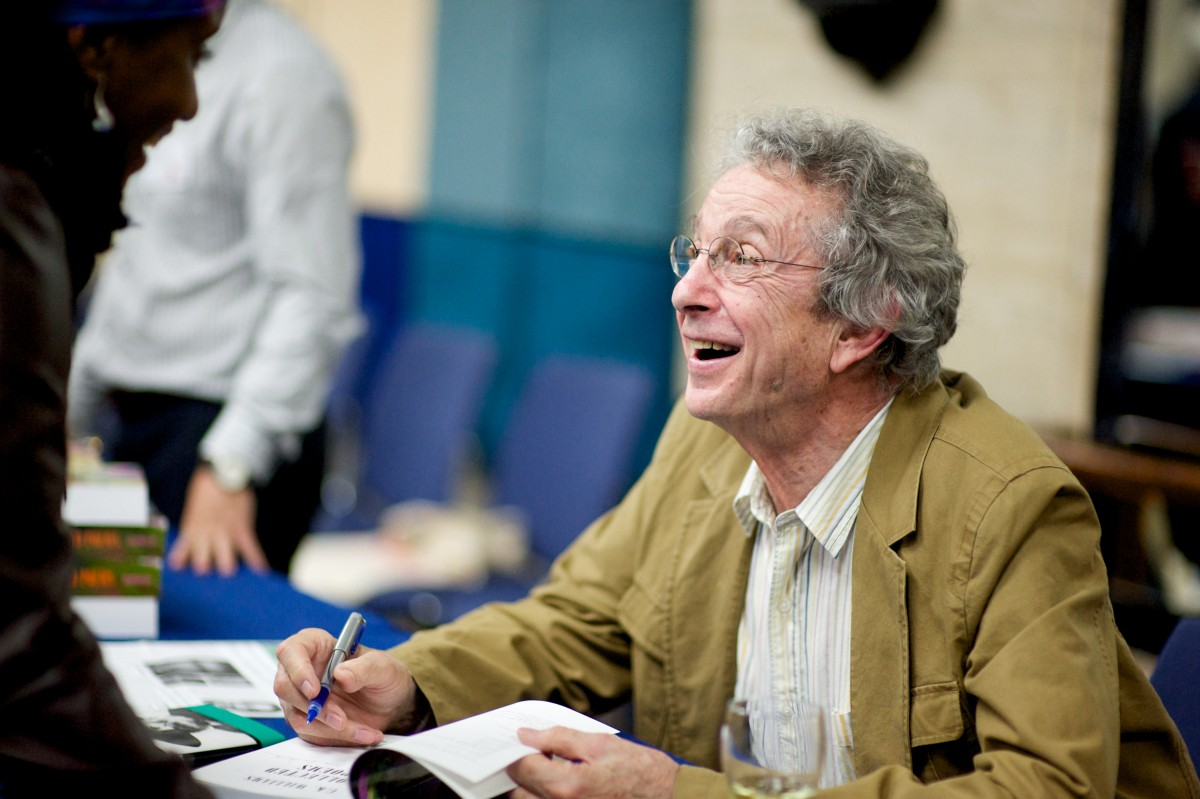 The Poetry Society Lecture 2011