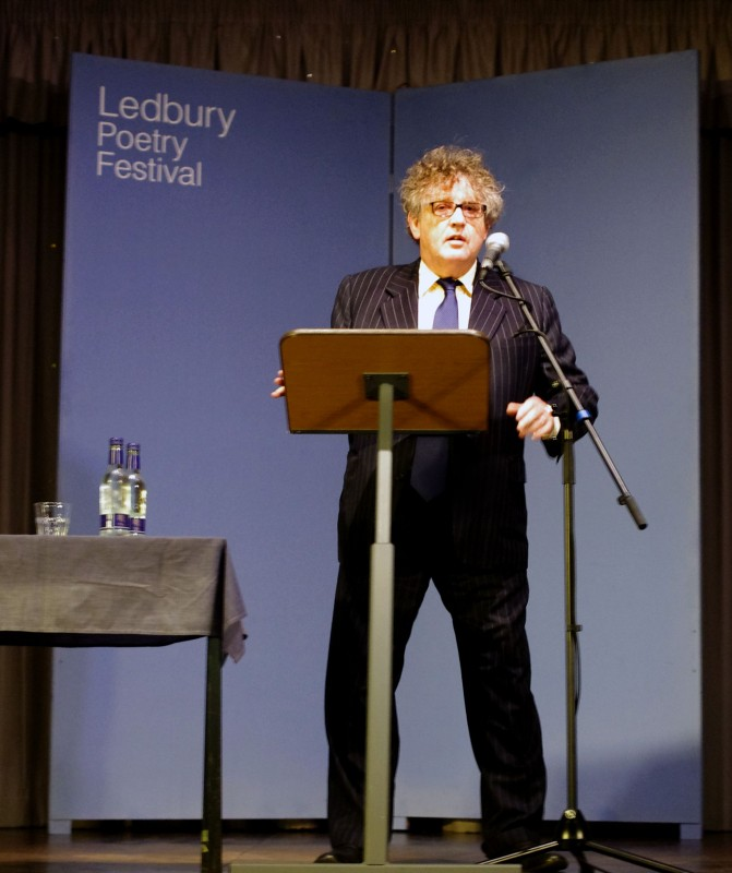 Annual Lecture 2012 Paul Muldoon c Harry F Rook 2012