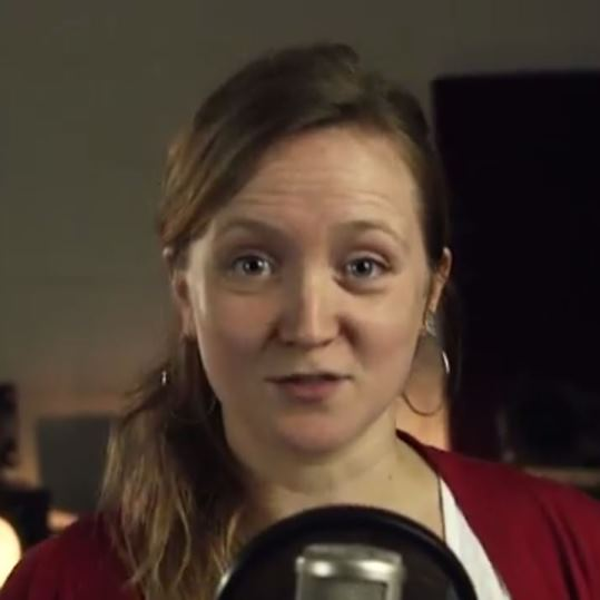 Hollie McNish reads British National Breakfast