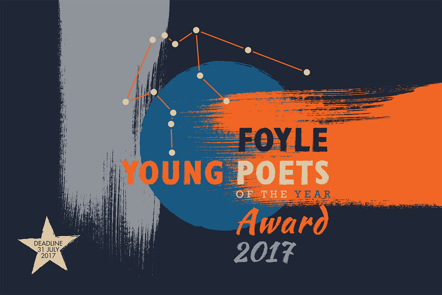 Foyle Young Poets of the Year Award image 2017