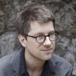Jan Wagner, photo by Alberto Novelli, Villa Massimo