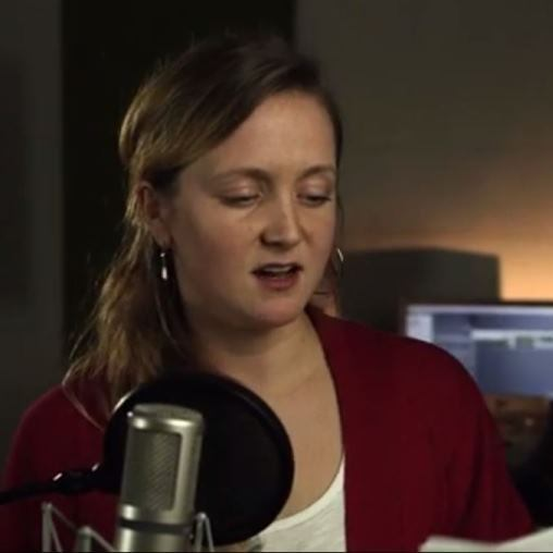 Hollie McNish reads a response to 'The Charge of the Light Brigade'