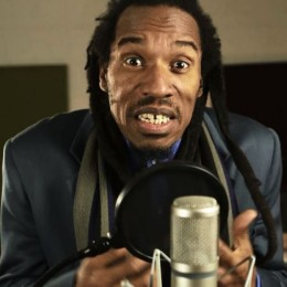 Benjamin Zephaniah performs Rong Radio Station