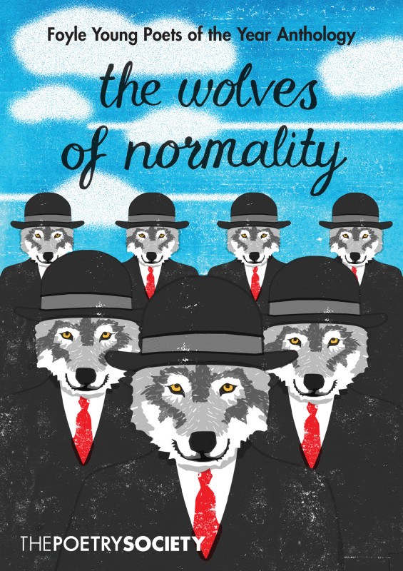 Cover image of wolves in suits