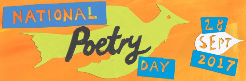 National Poetry Day header