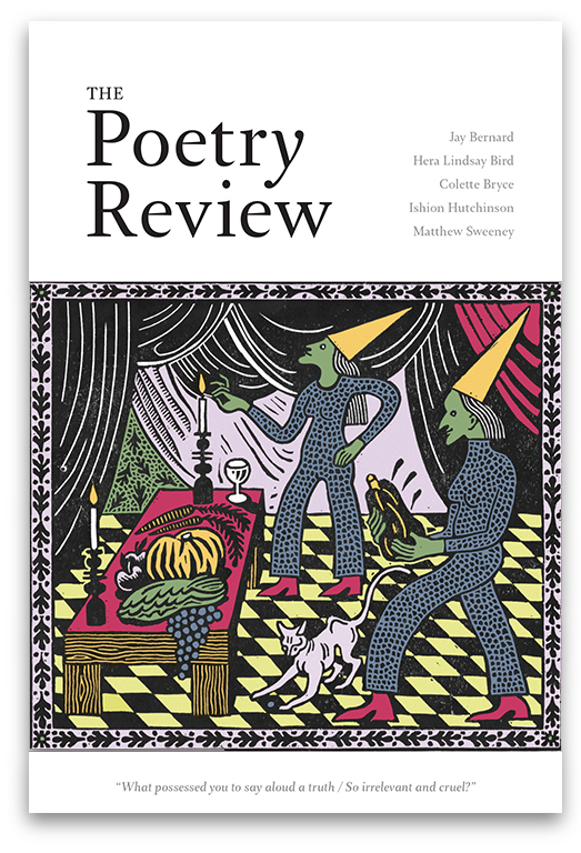 The Poetry Review 1073 shadow