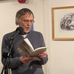 Andrew Shimeild reads.