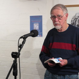 David Cobb reads.
