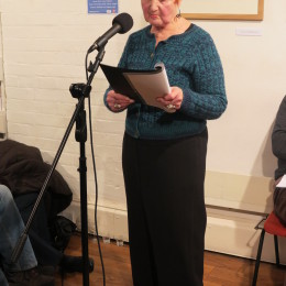 Valerie Josephs reads.