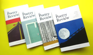 The Poetry Review subscription