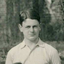Tim Corsellis 1938 - with permission of the Warden and Scholars of Winchester College