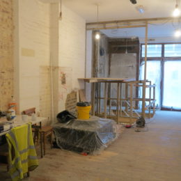 The Poetry Café as of 6th January 2017