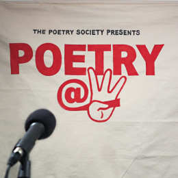 Poetry at 3 feature