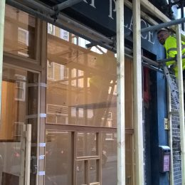 The Covers come off - the Poetry Café new window