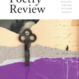 The Poetry Review 105:2 Summer Issue Cover