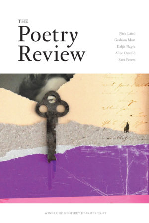 1052 The Poetry Review cover image