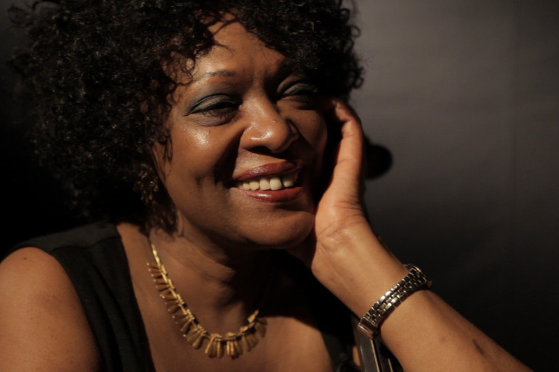 Rita Dove, courtesy of Spark Media