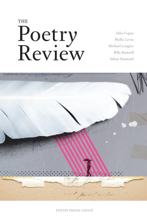 The Poetry Review 1053 cover