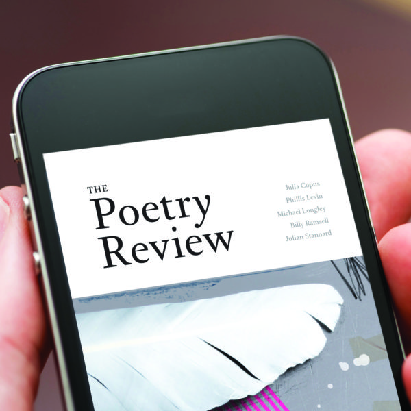 The Poetry Review digital issue.