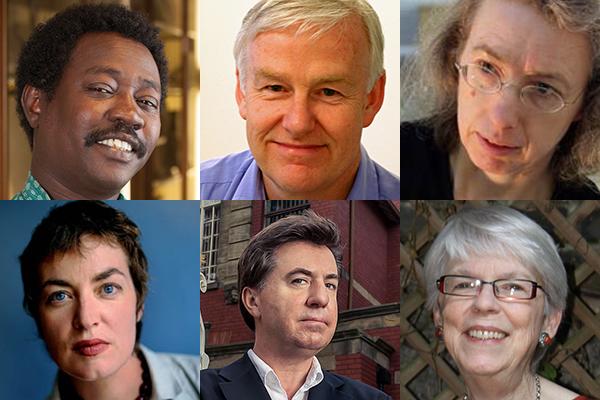Ted Hughes Award Shortlist 2015