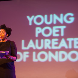 Selina Nwulu, Young Poet Laureate of London