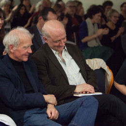 Iain Galbraith and David Constantine