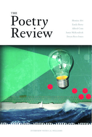 The Poetry Review 105:4 Winter 2015