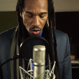 Benjamin Zephaniah performs Dylan Thomas 'Do Nt Go Gentle into That Good Night'