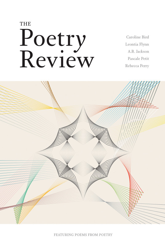 The Poetry Review 106:1