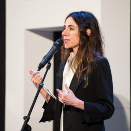 PJ Harvey. Credit: Anna van Kooij