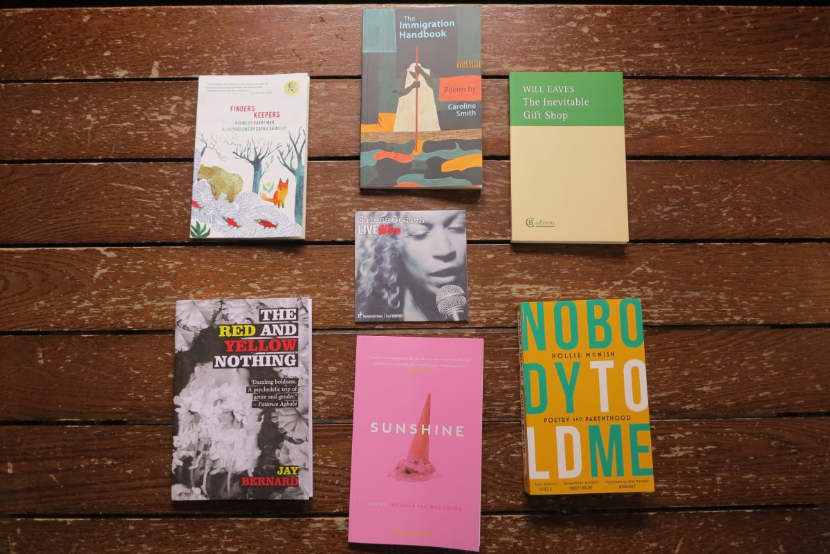 The Ted Hughes Award 2016 shortlist