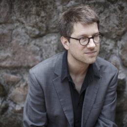 Jan Wagner, photo Alberto Novelli, Villa Massimo