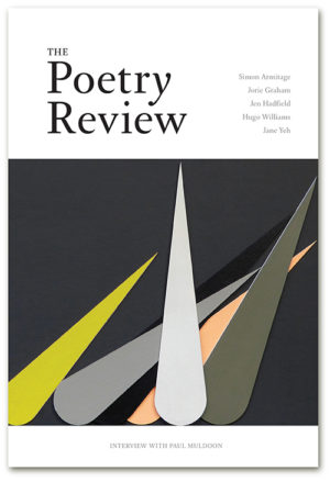 The Poetry Review 1064 Winter 2016