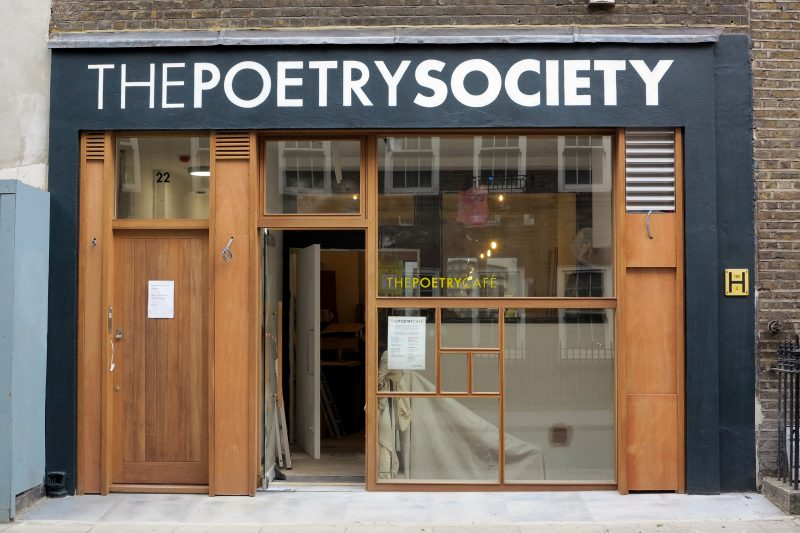 The Poetry Society Building