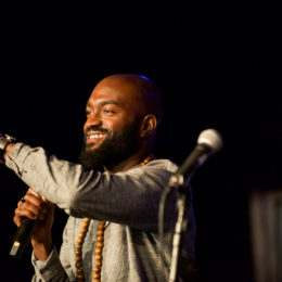 Inua Ellams at National Poetry Day Live