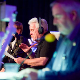 Ian McMillan hosts The Verb at National Poetry Day Live