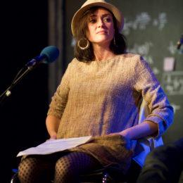 Sabrina Mahfouz at National Poetry Day Live